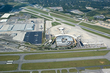 birmingham alabama airport